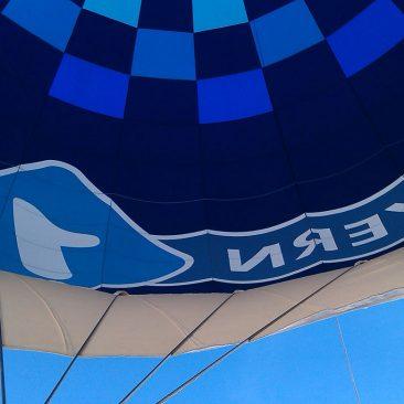 """Ballonfahrt Sicherheit Zertifiziert mit der Note """"sehr ordentlich"""""""