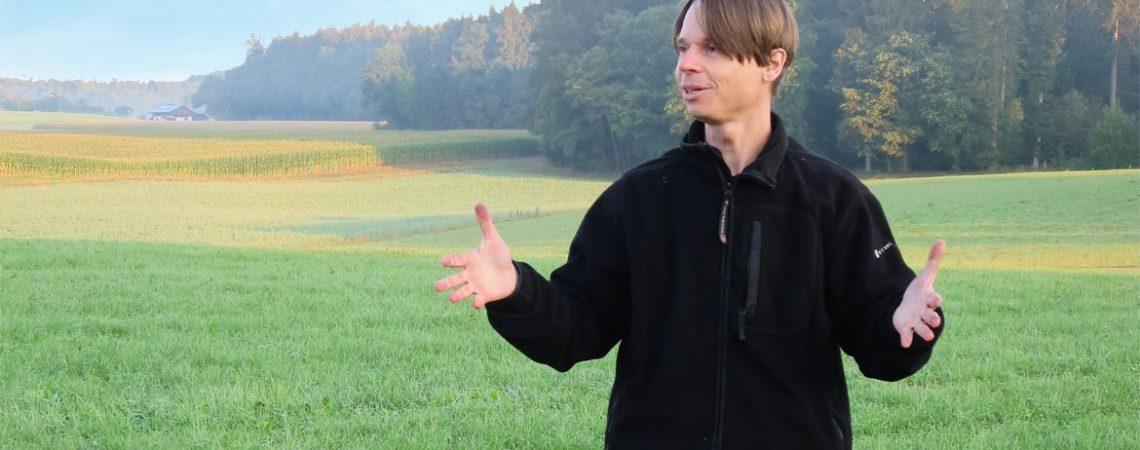 Pilot Thomas Gebauer
